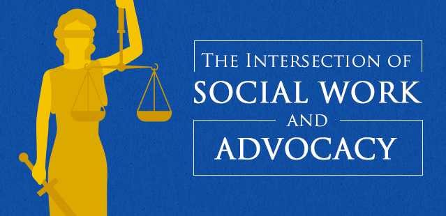 This article explores the relationship between social work and advocacy