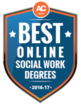 Best Online Social Work Degrees 2016-2017