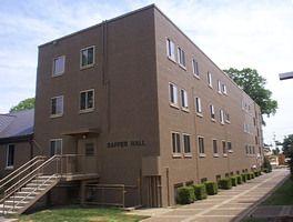 Saffer Hall